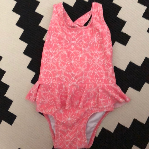 Old Navy Other - Baby girls old navy swimsuit 12-18 months